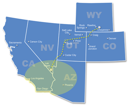 TransWest Express Transmission Project: Delivering Wyoming